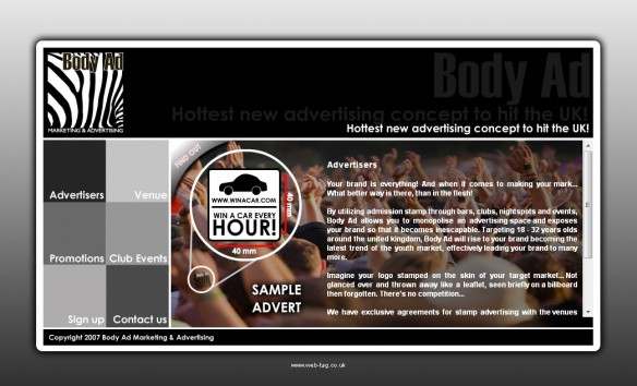 Body Ad Advertise Page