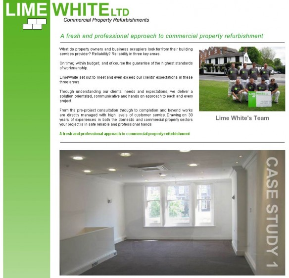 Lime White Ltd