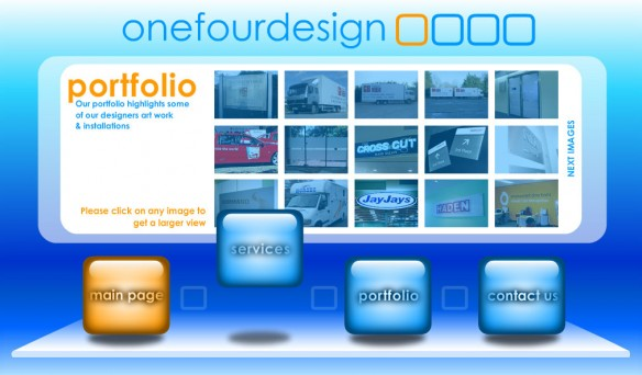 OneFourDesign v1