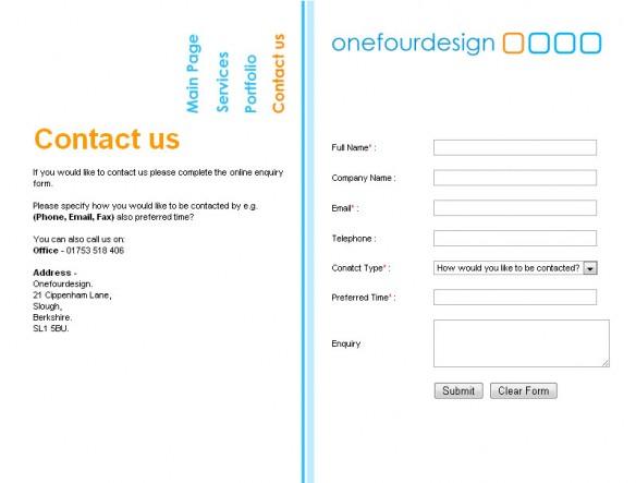 OneFourDesign V2